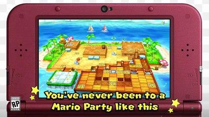 Mario Party : Star Rush - Trailer E3 2016 de Mario Party : Star Rush