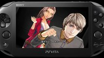 Zero Time Dilemma - Bande-annonce PS Vita