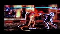 Tekken 5 King Combo 2 - video dailymotion