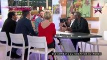 Lilian Thuram : Les violences conjugales, son nouveau combat ! (vidéo)