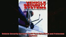 For you  Vehicle Security Systems Build Your Own Alarm and Protection Systems