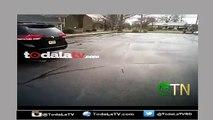 Cámara policial muestra momento exacto cuando un agente mata a una mujer-Video