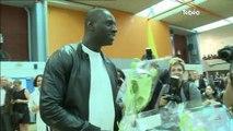 Santé : Visite de stars au centre de rééducation Kerpape