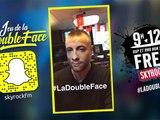 Le jeu de la #DoubleFace avec Fred dans le 9H-12H [Semaine 24]