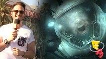E3 2016 : On a joué à Narcosis en VR, nos impressions en apnée flippante