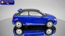 Audi A1 Quattro - Mondo Motors - 1:24