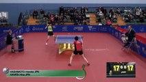 2016 Australian Open Highlights: Honoka Hashimoto vs Hina Hayata (1/4)
