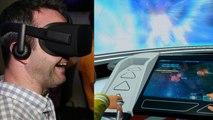 We flew a Star Trek starship in VR