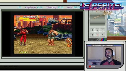 The Peritel Show starring Fred Of The Dead ! : Final Fight 3 (13)