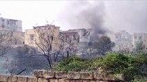 Los numerosos incendios registrados en Palermo, bajo control según las autoridades