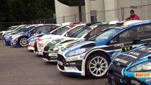 Championnat de France des Rallyes - Rallye du Limousin - Etape 1 - Eric Brunson pointe en tête