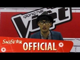 The Voice 2015: Hữu Toàn thấy mình khá hợp với Tuấn Hưng