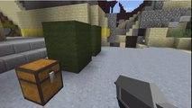 Minecraft HALO SPARTANS ATTACK BASE! Halo Craft Mod Showcase! Warthog, Spartans, Halo Part 3