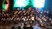 Jerry Garcia Symphonic Celebration - Patchwork Quilt - 6/25/2012 Mann Center, Philadelphia