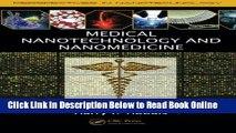 Download Medical Nanotechnology and Nanomedicine (Perspectives in Nanotechnology)  Ebook Online