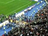 remise de la coupe de la ligue 2010 à marseille !!! victoire marseille 3 - 1 bordeaux