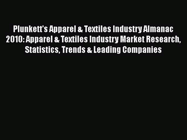 Plunketts Automobile Industry Almanac