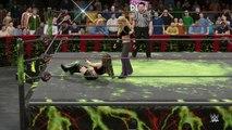 WWE 2K16 trish stratus v stephanie mcmahon