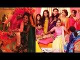 Geeta Basra & Harbhajan Singh's Grand Mehandi & Sangeet Ceremony   Watch Video