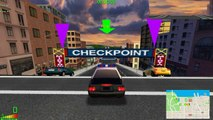 Midtown Madness 2: Checkpoint Race #1 - Racing 101 (Professional)