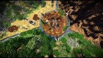 Minecraft Cinematic | Fantasy Kingdoms | Map 1 : L'honneur des Elfes