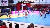 Finales Championnat de France N3 Féminines Mi-temps 2