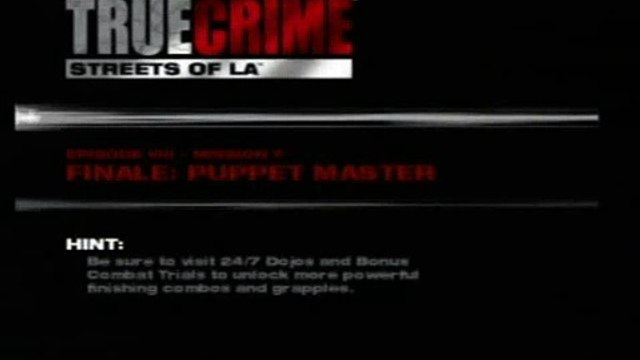 Let's Play True Crime Streets Of LA part 27/29 (the end for now...THANKS FOR WATCHING!!!!)