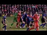 Liverpool 2 - 1 Manchester United   FA Cup   28-01-12  
