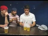 6 Bier in 10 Sekunden