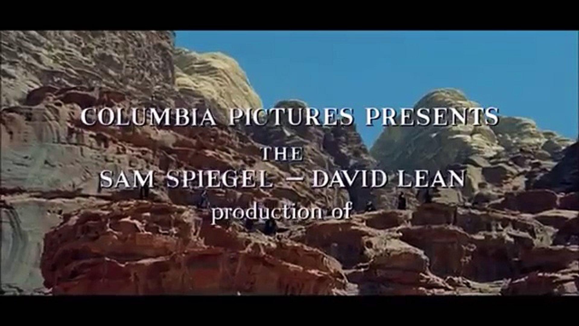 LAWRENCE OF ARABIA (1962) Original Theatrical Trailer, David Lean, Peter O'Toole, Omar Shariff