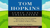 there is  Tom Hopkins Audio Sales Collection
