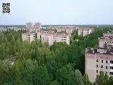 Chernobyl Pripyat Weird Noise 17/03/2016 God is calling!