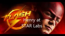 The Flash Soundtrack: Henry at STAR Labs (Episode 17, Tricksters)