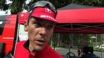 """Tour de Suisse 2016 - Philippe Gilbert : """"Je ne peux rien dire pour la suite"""""""