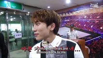 [ENG SUB] 160614 BTOB 비투비 - 2016 드림콘서트 비하인드 영상(2016 Dream concert behind) V APP