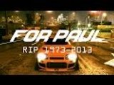 NFS 2015 For Paul The Fast And The Furious Toyota Supra