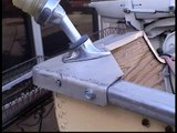 14' aluminum boat w/ 25 HP outboard