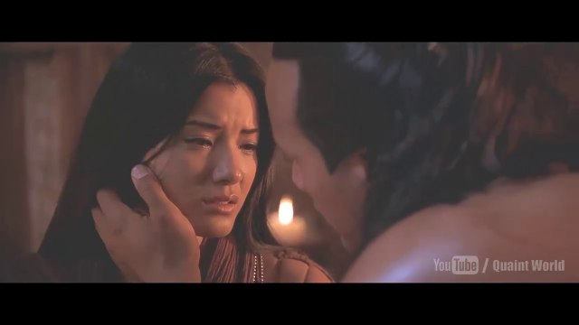 Dwayne Johnson (The Rock) and Kelly Hu Together on Bed | The Scorpion King Movie Scene