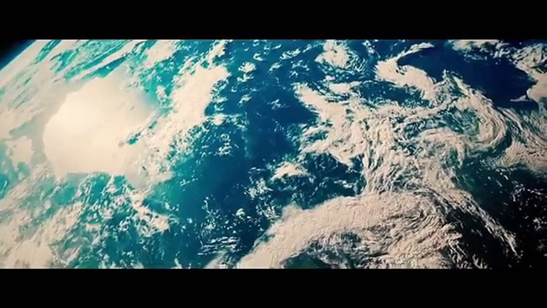 The teaser of the film First Time Alexei Leonov Spacewalk (russian)
