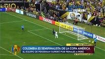 Copa America 2016: Cuartos de final - Colombia 0 - 0 Perú  (penales) (17.06.2016)