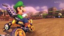 Mario Kart 8: MKTV Highlight Reel #28 - N64 Yoshi Valley (Luigi)