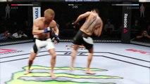 UFC 2 ● UFC BANTAMWEIGHT MMA FIGHTERS ● RENAN BARAO VS TJ DILLASHAW