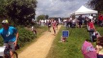 Triathlon de Beauvais : victoire de Cyril Viennot