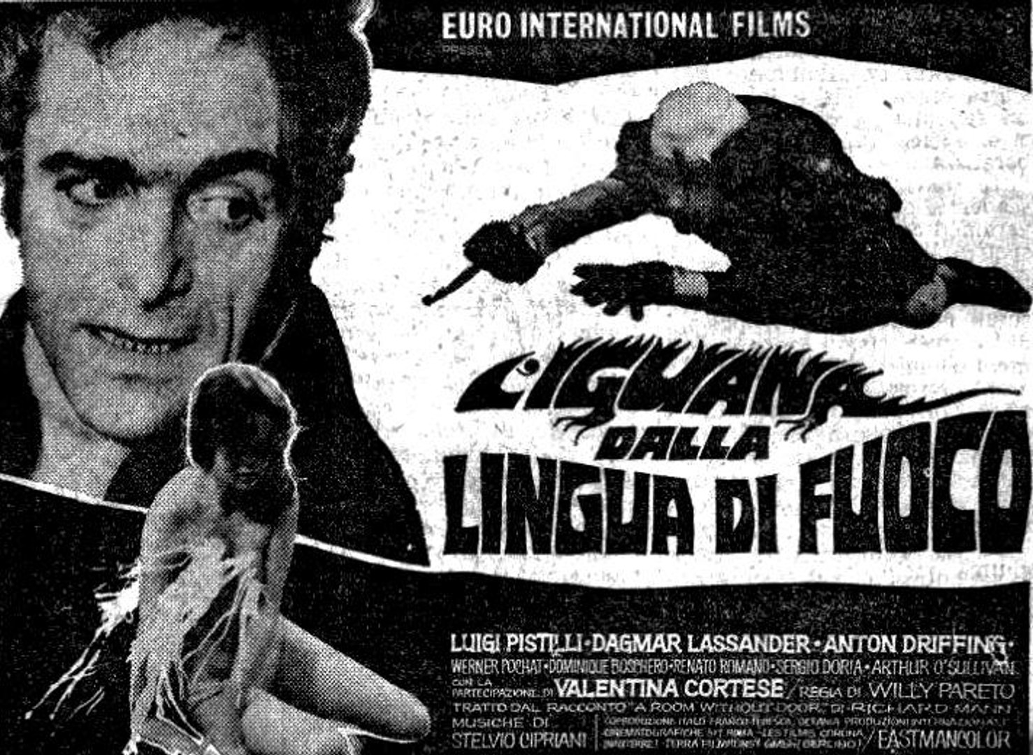 (Italy 1971) Stelvio Cipriani - The Iguana With The Tongue Of Fire