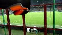 Supercoppa 2008 (Settore Ospiti San Siro 24/08/2008)