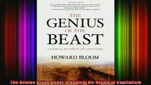READ book  The Genius of the Beast A Radical ReVision of Capitalism Full Free