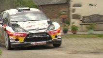 Championnat de France des Rallyes - Rallye du Limousin - Etape 2 - Eric Brunson s'impose