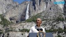 President Obama Visits Yosemite National Park