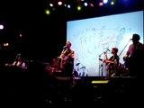 Cumbiera Intelectual - Kevin Johansen + Liniers + The Nada en ND Ateneo 27/12/2011