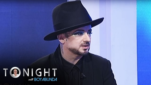 TWBA: How did Boy George celebrate his 55th birthday?